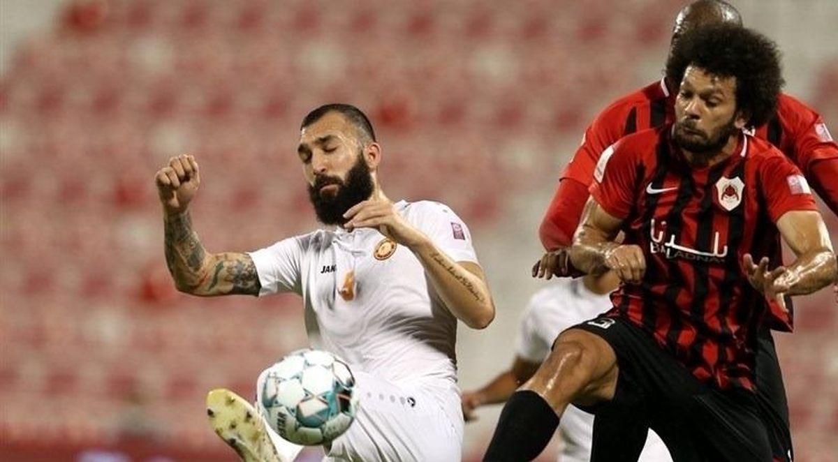 فوری ؛ ستاره استقلالی از تیم قطری جدا شد ؛ چشمی در راه ایران ؟