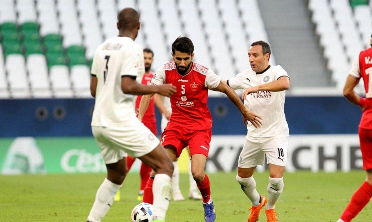 بشار رسن در بین چهار هافبک برتر لیگ قهرمانان آسیا