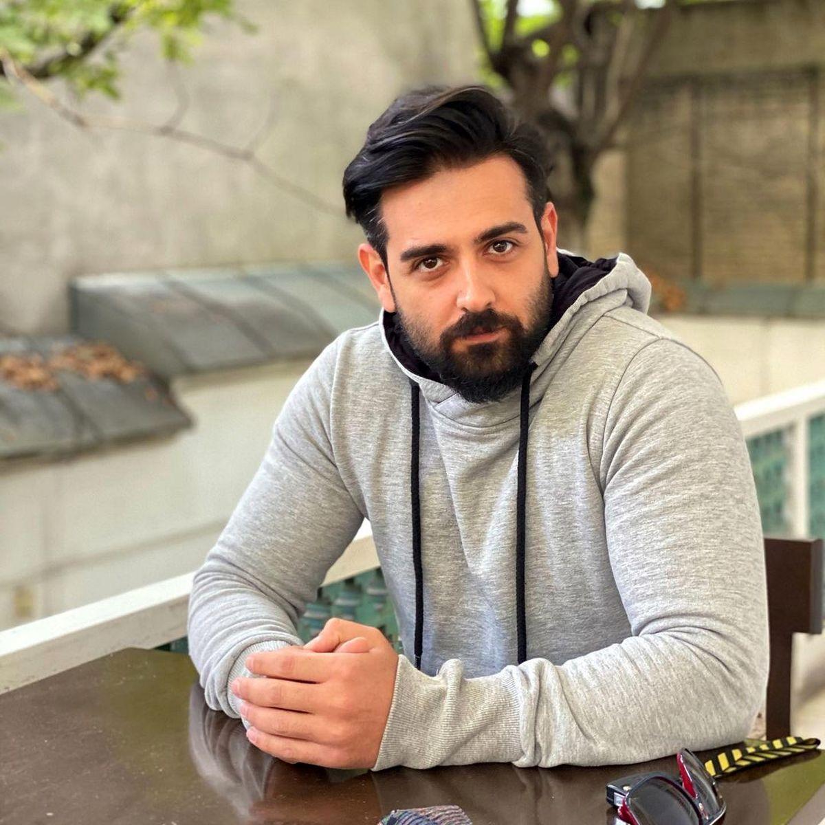 کویر گردی به سبک امیر حسین آرمان + عکس