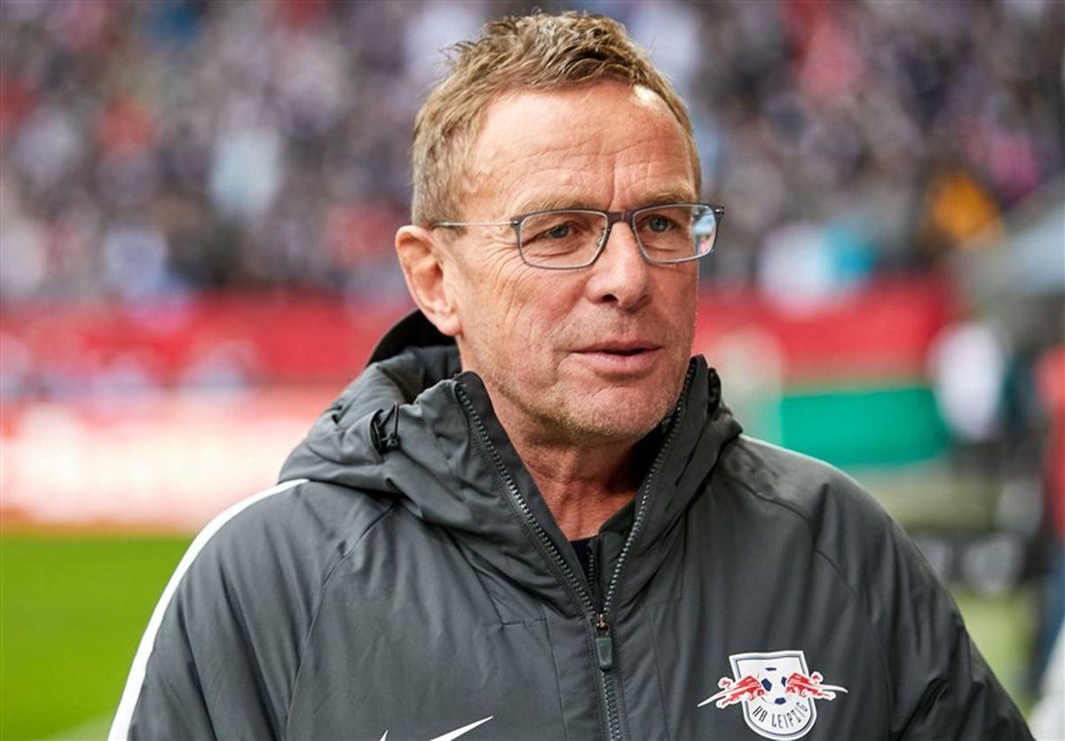 بازگشت رانگنیک به شالکه به جای هدایت تیم ملی آلمان