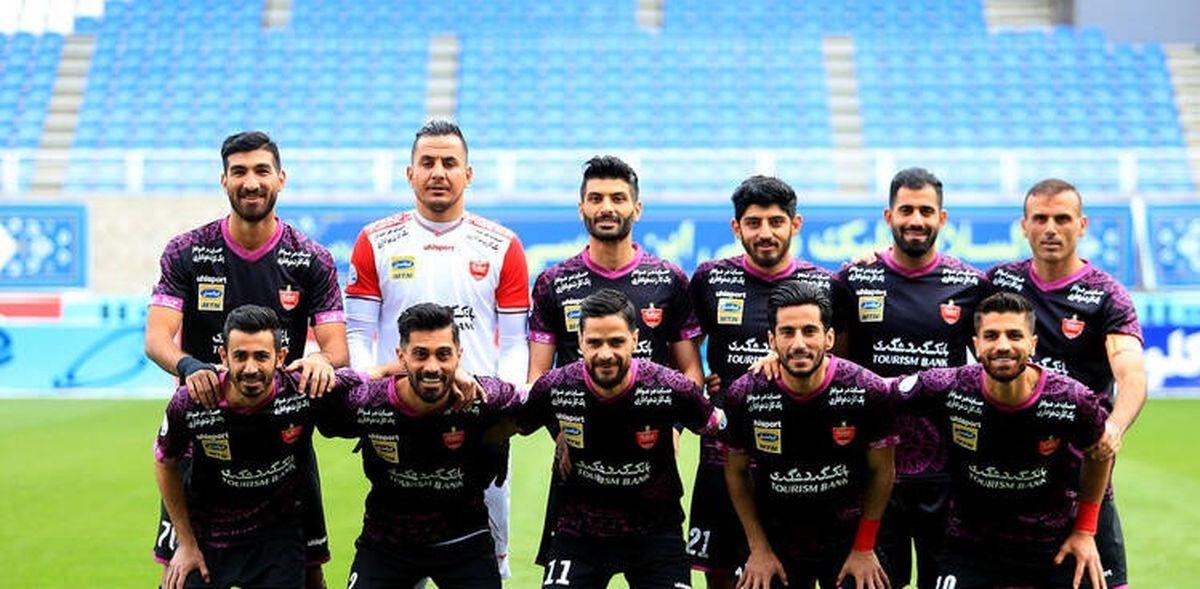 دلیل تعویض مهاجم پرسپولیس در لیگ قهرمانان آسیا چه بود؟