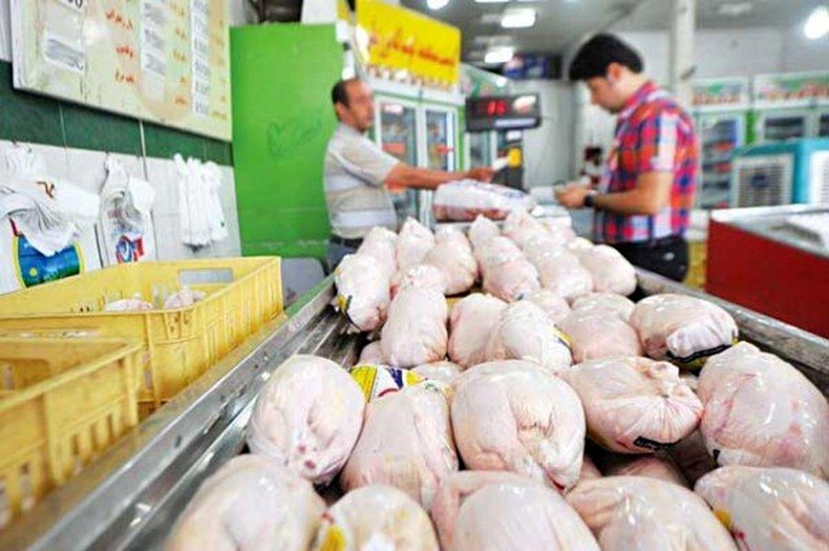 اخبار کالاهای اساسی:قیمت رسمی مرغ؛بالاتر نخرید
