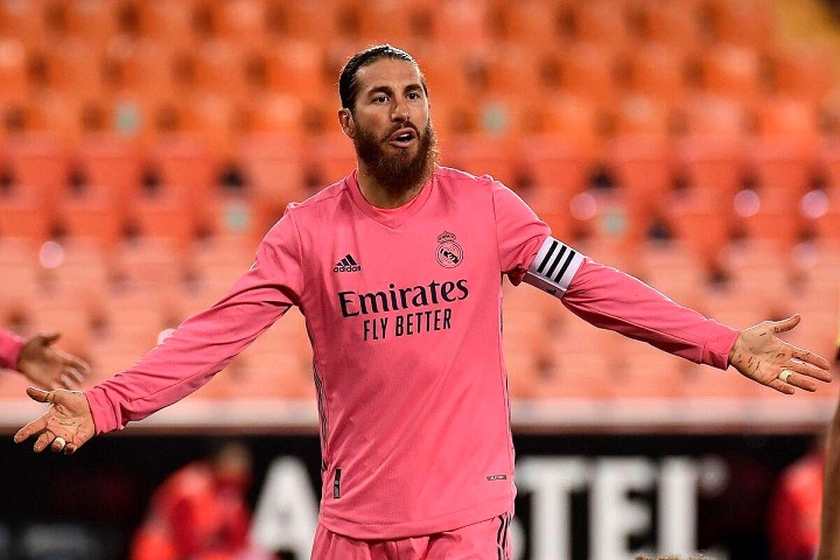 دو باشگاه بزرگ منتظر جدایی سرخیو راموس از رئالمادرید
