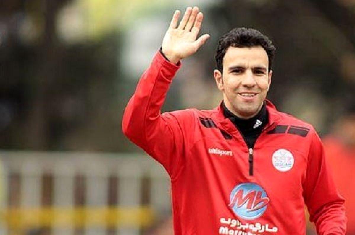 خلیلی:انتظار میرفت بازیکنان بیشتری از پرسپولیس به تیم ملی دعوت شوند
