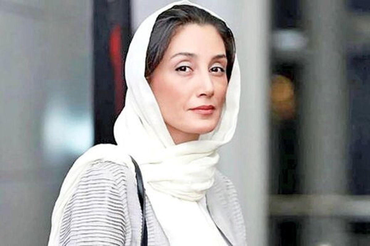 چهره شکسته هدیه تهرانی هواداران را شوکه کرد ؛ ماجرای طلاق هدیه از شوهر جوانش