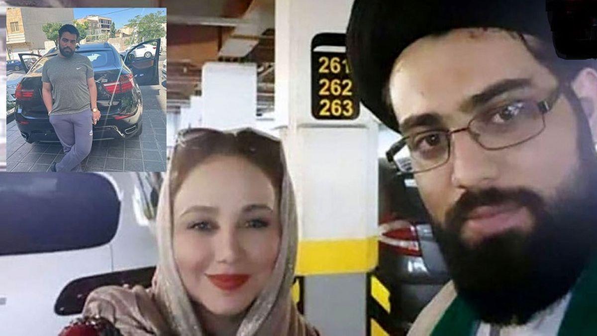 فریب بهنوش بختیاری از یک روحانی! / روحانی قلابی اغفالم کرد+ فیلم و عکس