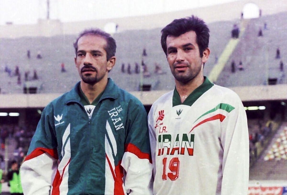 دوقلوهای تیم ملی در دهه هفتاد+عکس دیده نشده