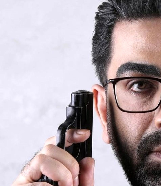 فرزاد حسنی مهاجرت کرد؟/فرزاد حسنی به شایعات فضای مجازی پایان داد!+تصاویر دیده نشده
