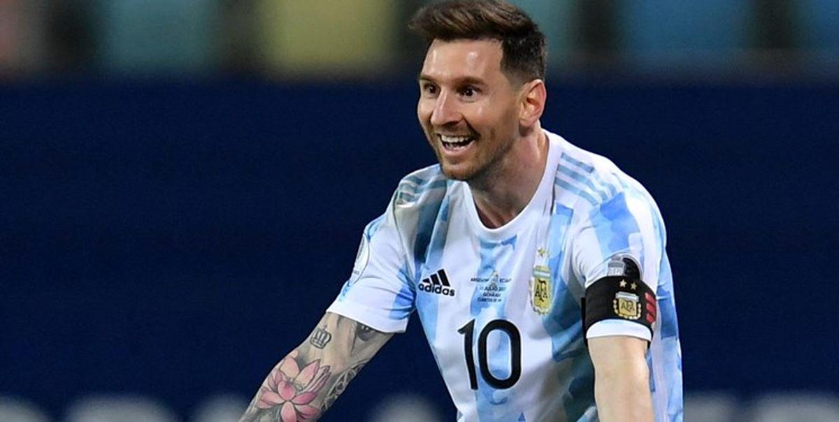 بالاخره بهترین مسی تاریخ برای آرژانتین