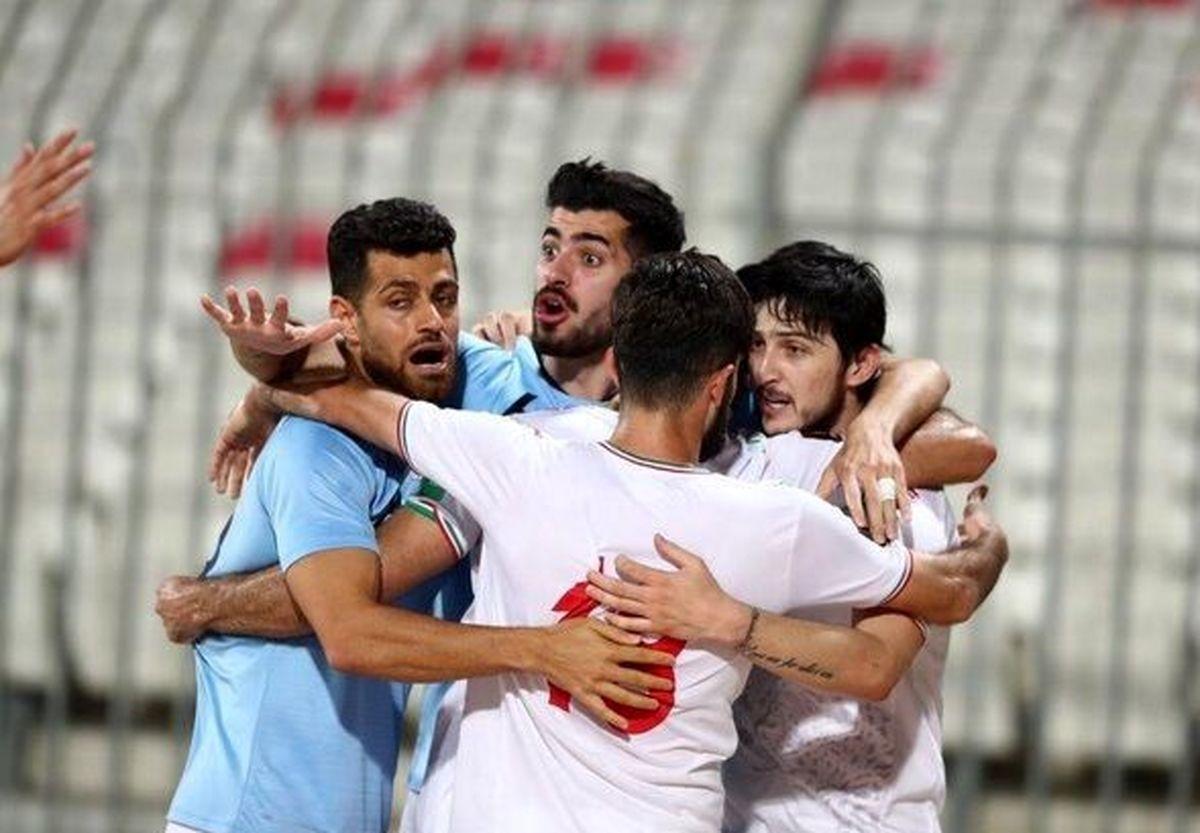 ایران، بحرین و AFC را شکست داد
