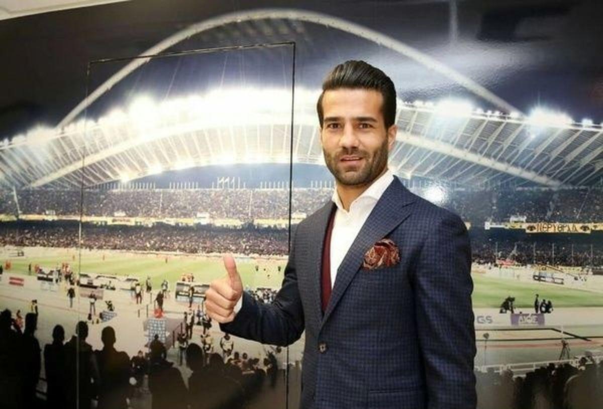 خداحافظی مسعود شجاعی از فوتبال ؟