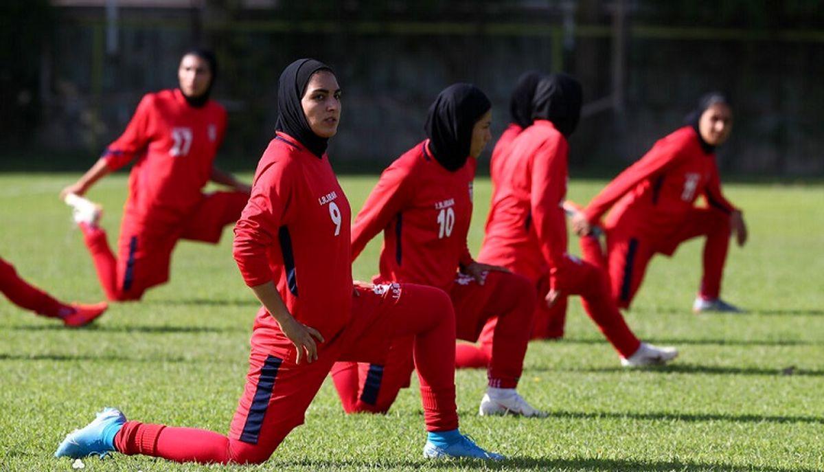 شرط و شروط باورنکردنی برای تهیه گزارش از تیم ملی زنان!