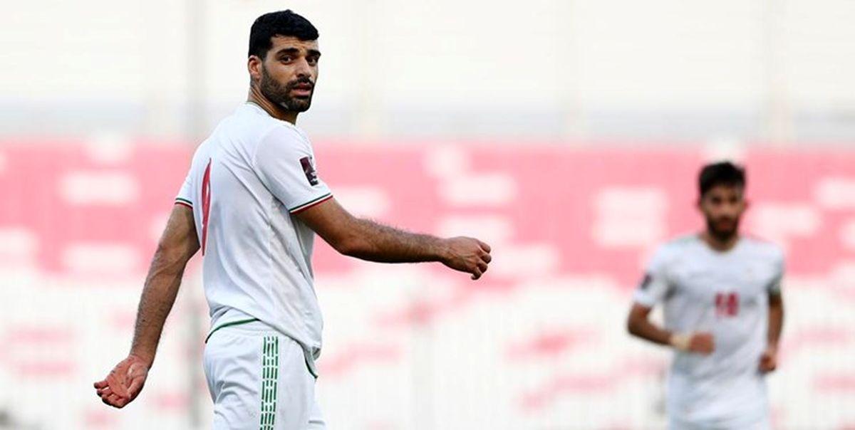 طارمی:بازی با سوریه سخت ترین دیدار تیم ملی است
