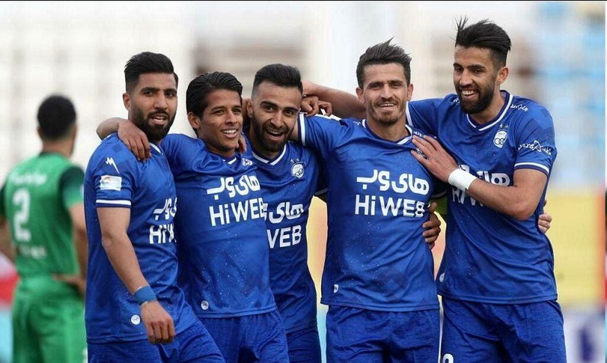 استقلال با پیراهن جدید در لیگ قهرمانان آسیا !