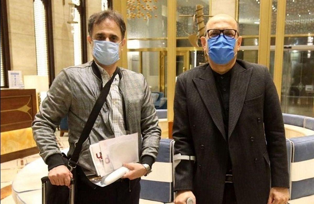 دردسرهای عجیب در فرودگاه: از بازداشت معاون استقلال تا حضور در دادسرا