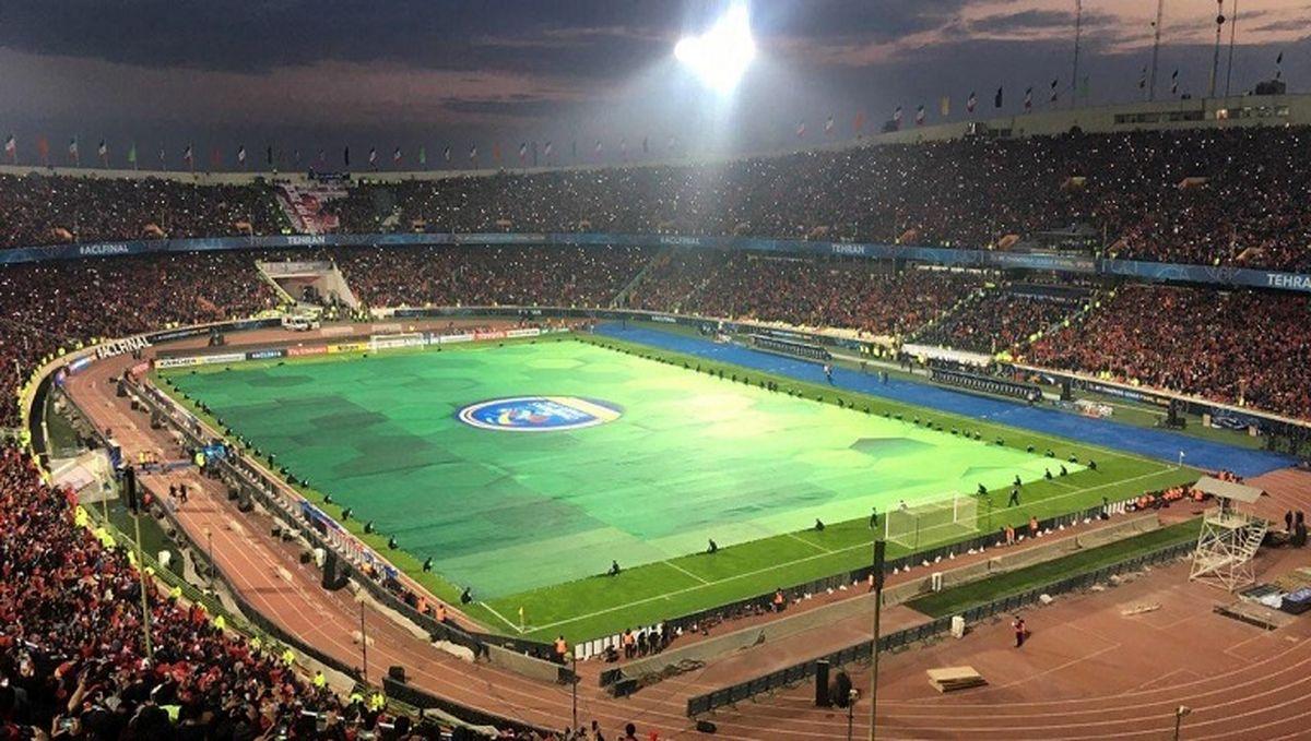 وحشت کره ای ها از هواداران ایرانی ؛ آزادی گورستان تیم های مهمان