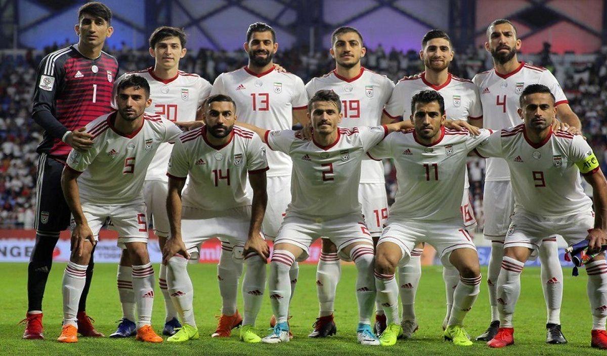 اعلام ساعت پخش زنده فوتبال ایران - عراق امروز 16 شهریور