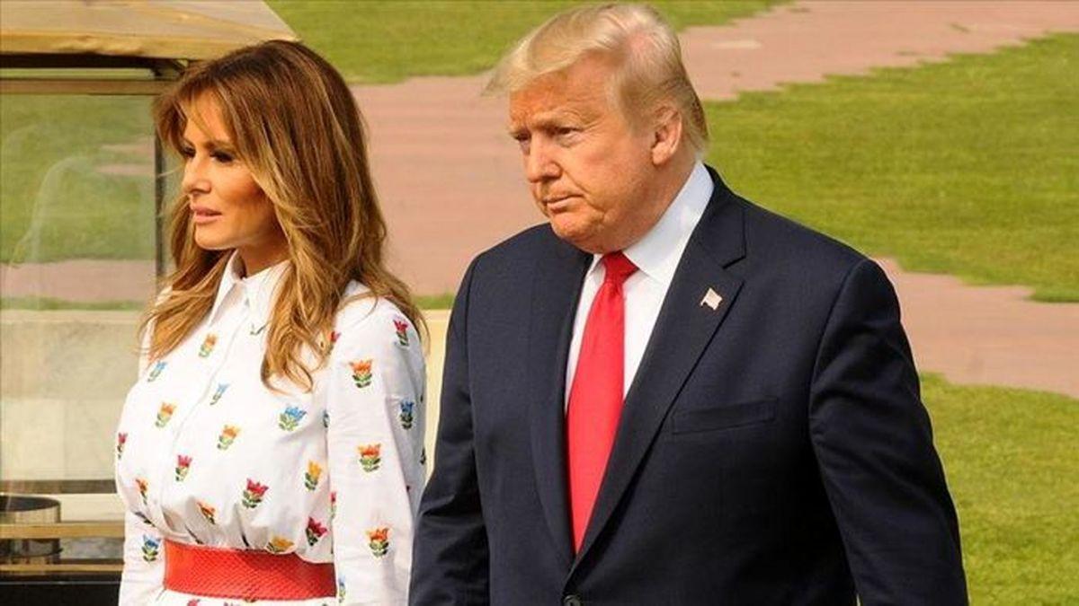 ملانیا ترامپ طلاق میخواهد