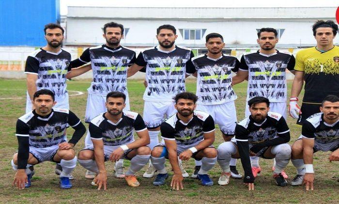 اعضای تیم فوتبال بابل مشکوک به کرونا + عکس