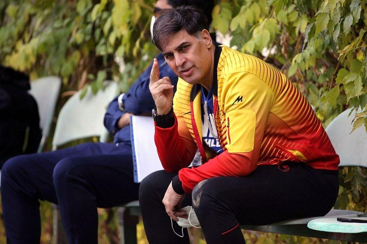 واکنش تند آذری به استوری بازیکنان فولاد درباره وزیر ورزش