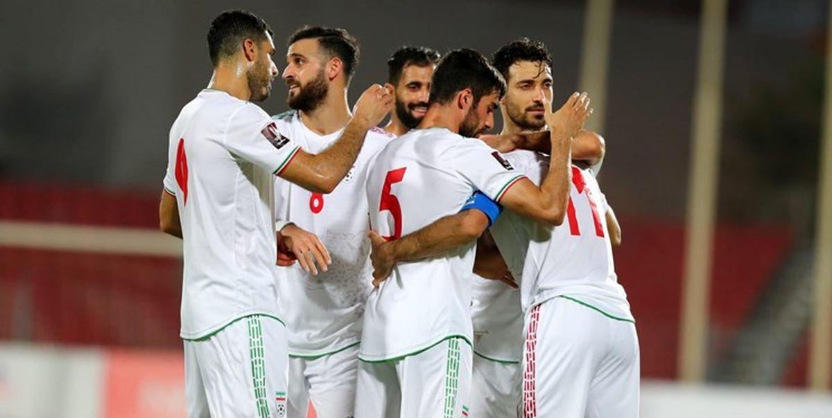 اسامی کامل فهرست تیم ملی فوتبال ایران