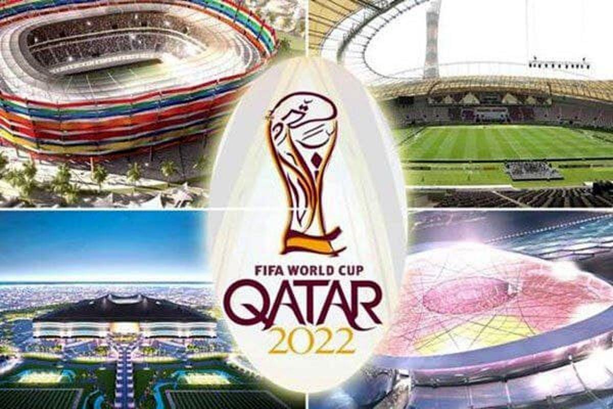 اعلام دیدارهای تیم ملی فوتبال ایران برای صعود به جام جهانی ۲۰۲۲ قطر