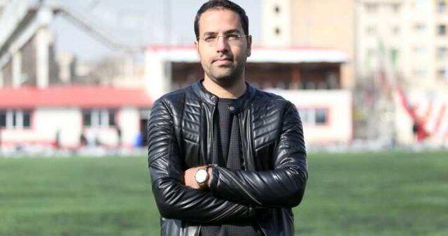 علیرضا اشرف مدیر رسانهای باشگاه پرسپولیس شد