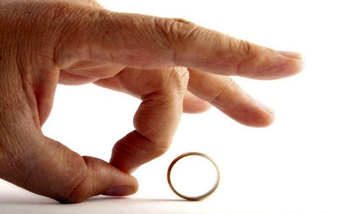 دلیل عجیب طلاق+عکس داغ